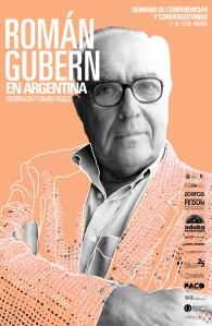 Román Gubern en Argentina